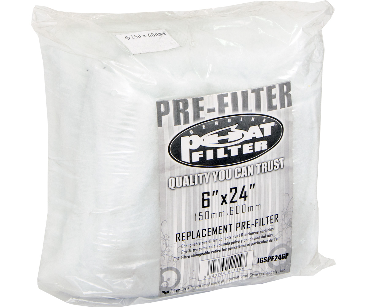 Phat Pre-Filter, 6