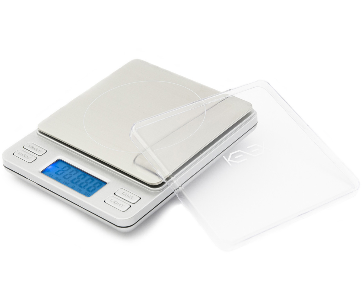 Kenex Magno Series Precision Scale - 500 g capacity x 0.01 g accuracy