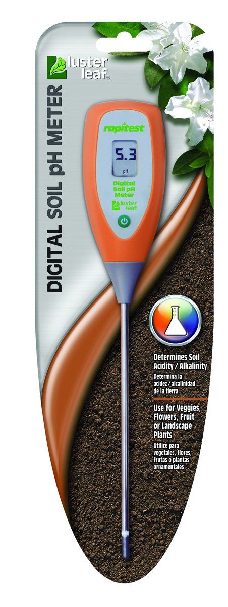 Luster Leaf Digital Soil pH Meter
