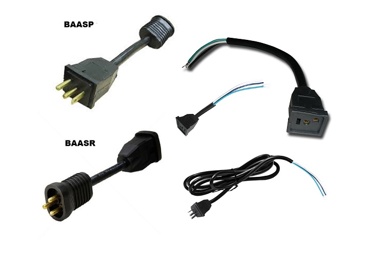 Lamp Cords / Plugs & Adapters