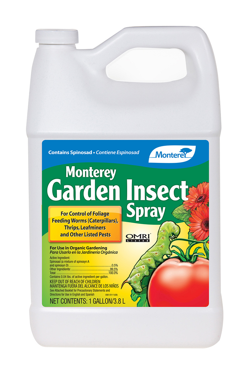 Monterey Garden Insect Spray 1 Gallon
