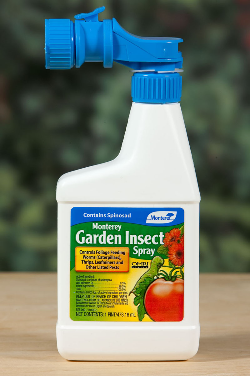 Monterey Garden Insect Spray RTS 1 Pint