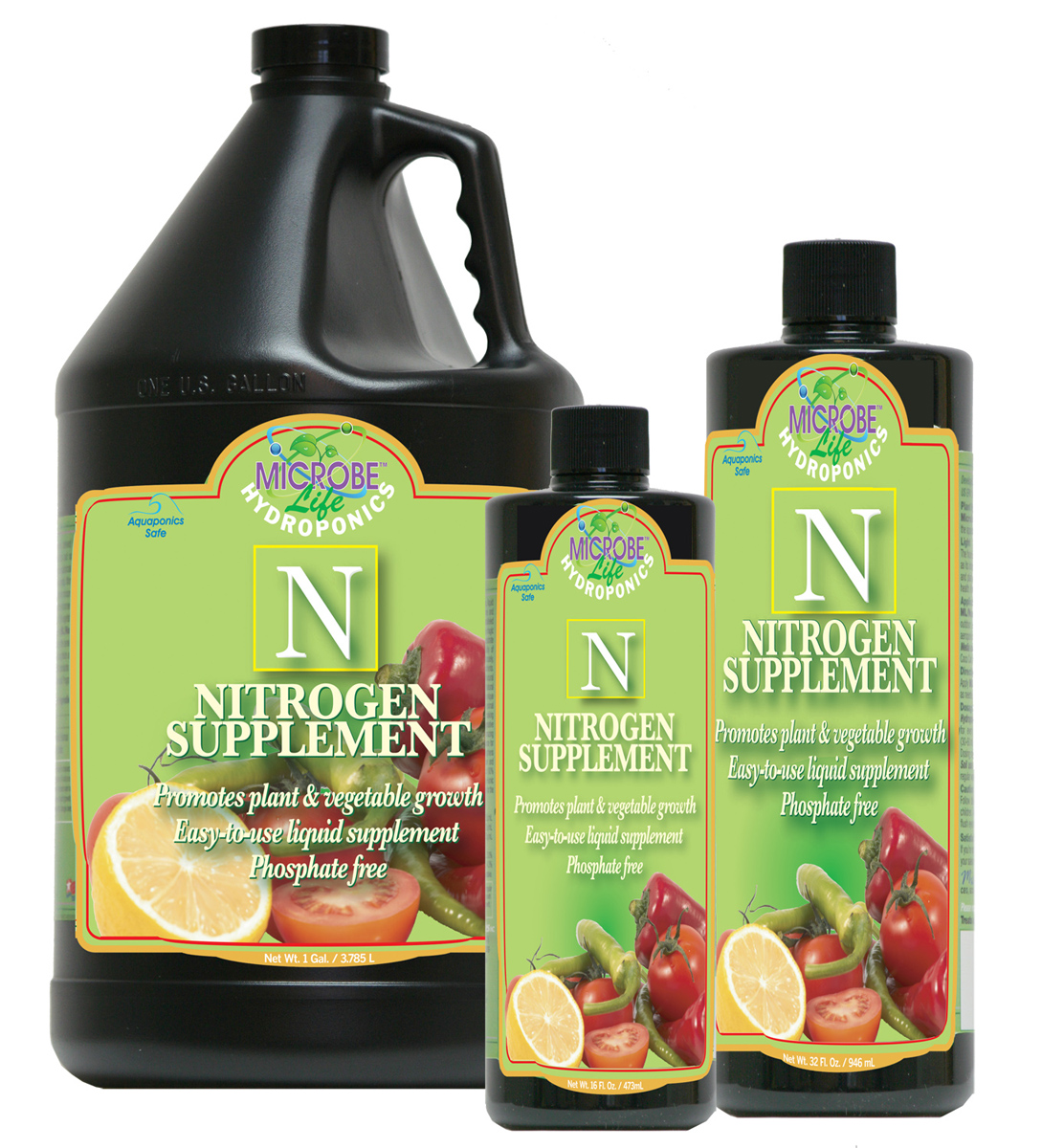 Microbe Life Nitrogen Supplement 1 Quart