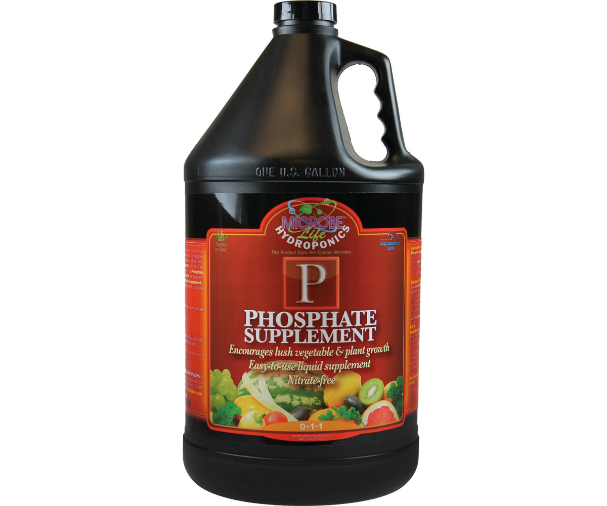 Microbe Life Phosphate Supplement 1 Gallon