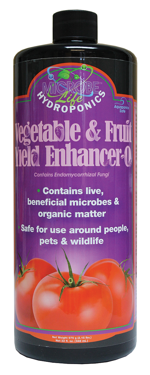 Microbe Life Vegetable & Fruit Yield Enhancer 1 Quart (OR ONLY)