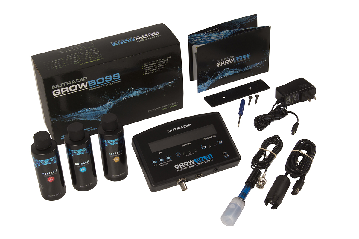 Nutradip GrowBoss Nutrient Monitoring System