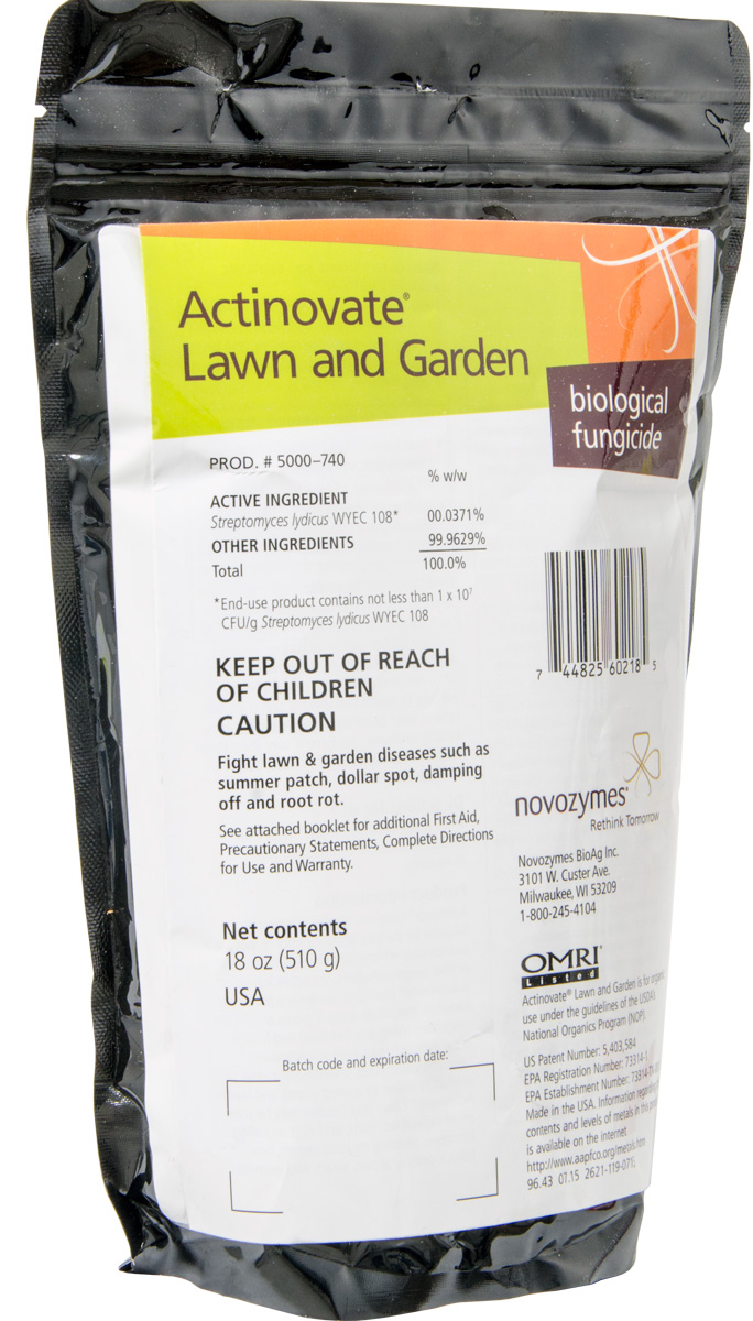 Actinovate Lawn and Garden 18oz