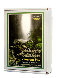 Naturefts Solution Organic Compost Tea  2 Quart