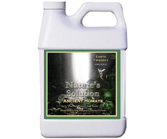 Nature's Solution Organic Ancient Humate 1 Quart