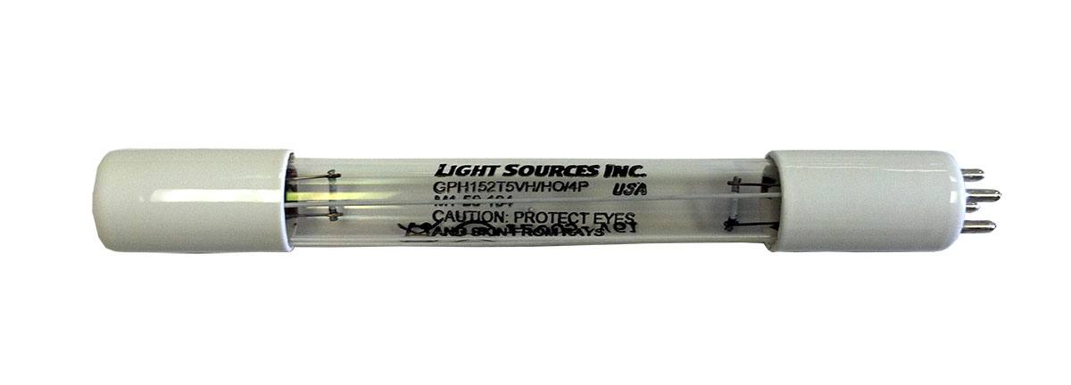 Uvonair Replacement UV BuLB High Output 6 Inch