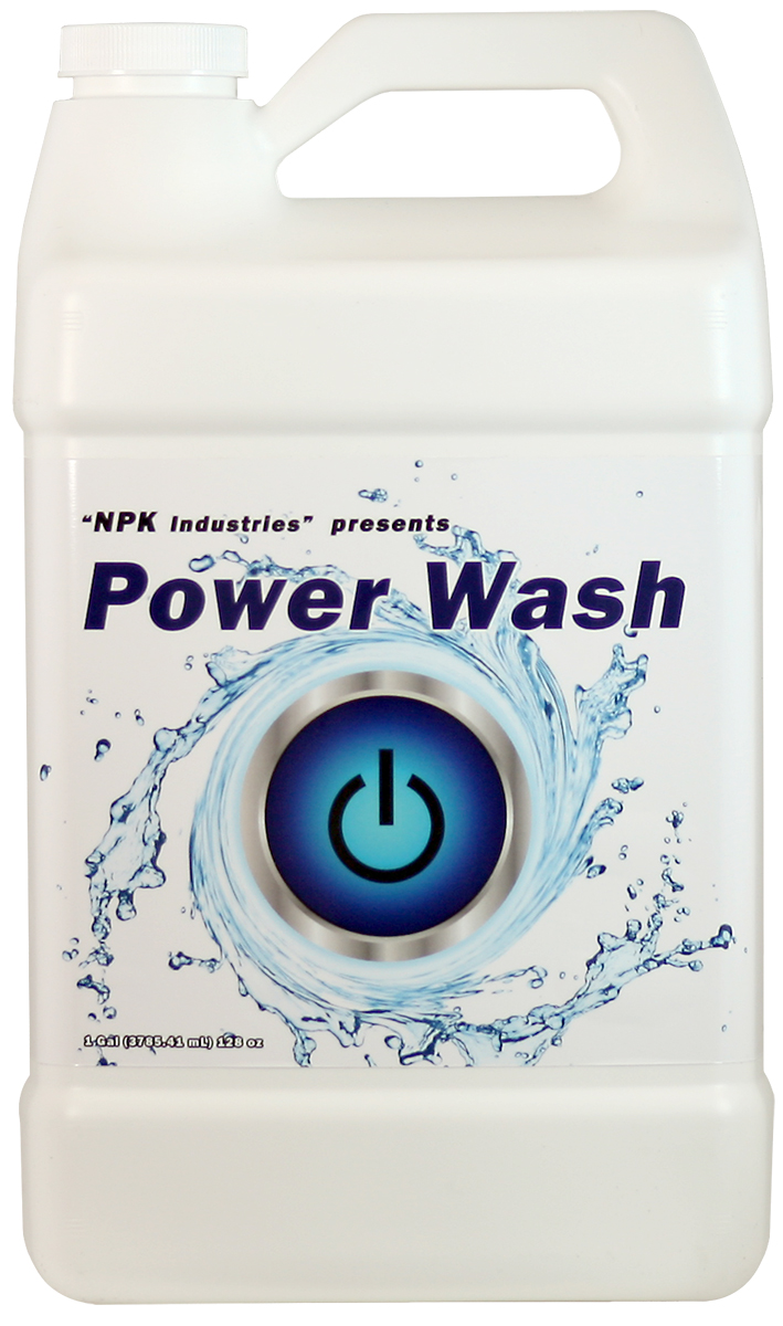 NPK Power Wash 1 Gallon
