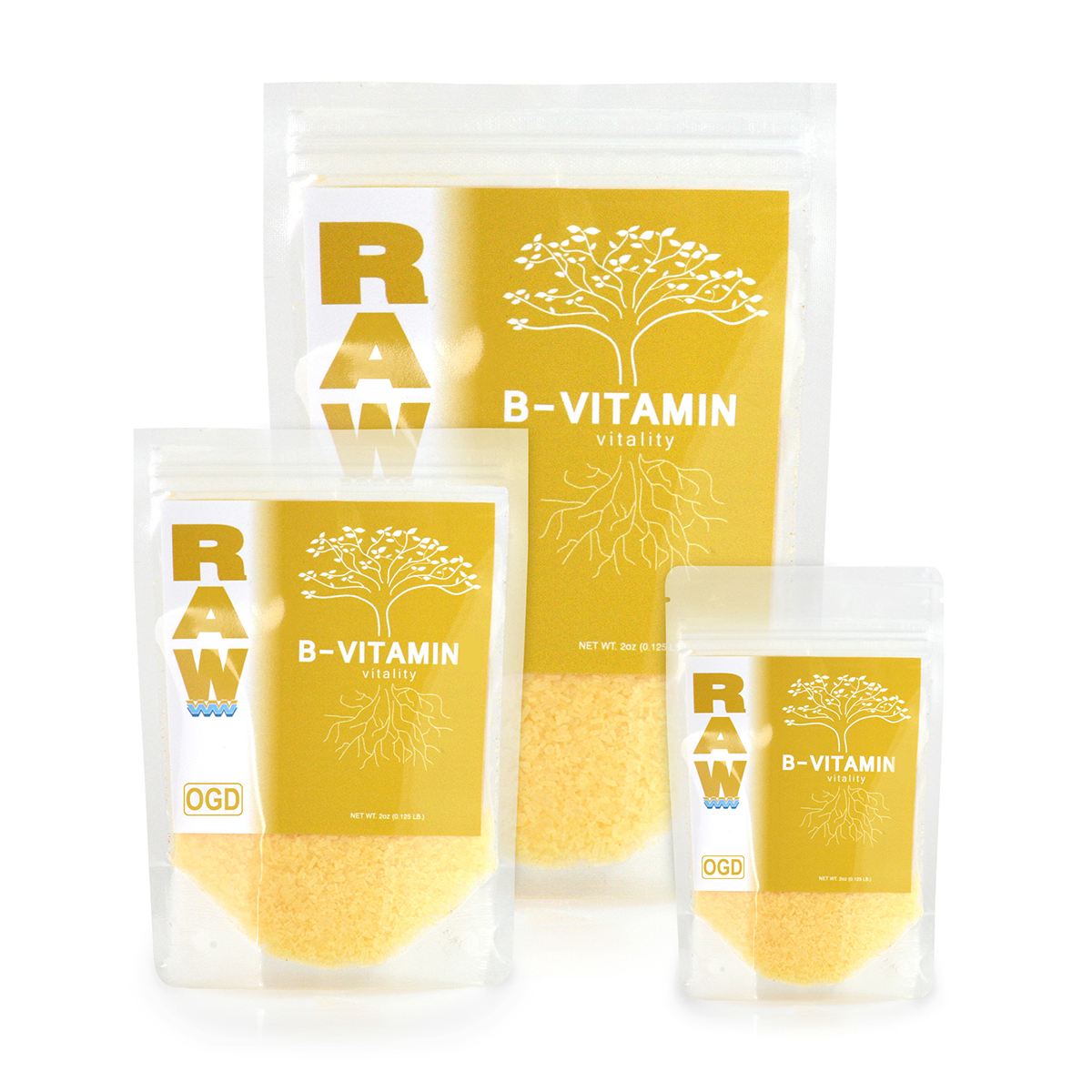 NPK RAW B-Vitamin 2 LBS