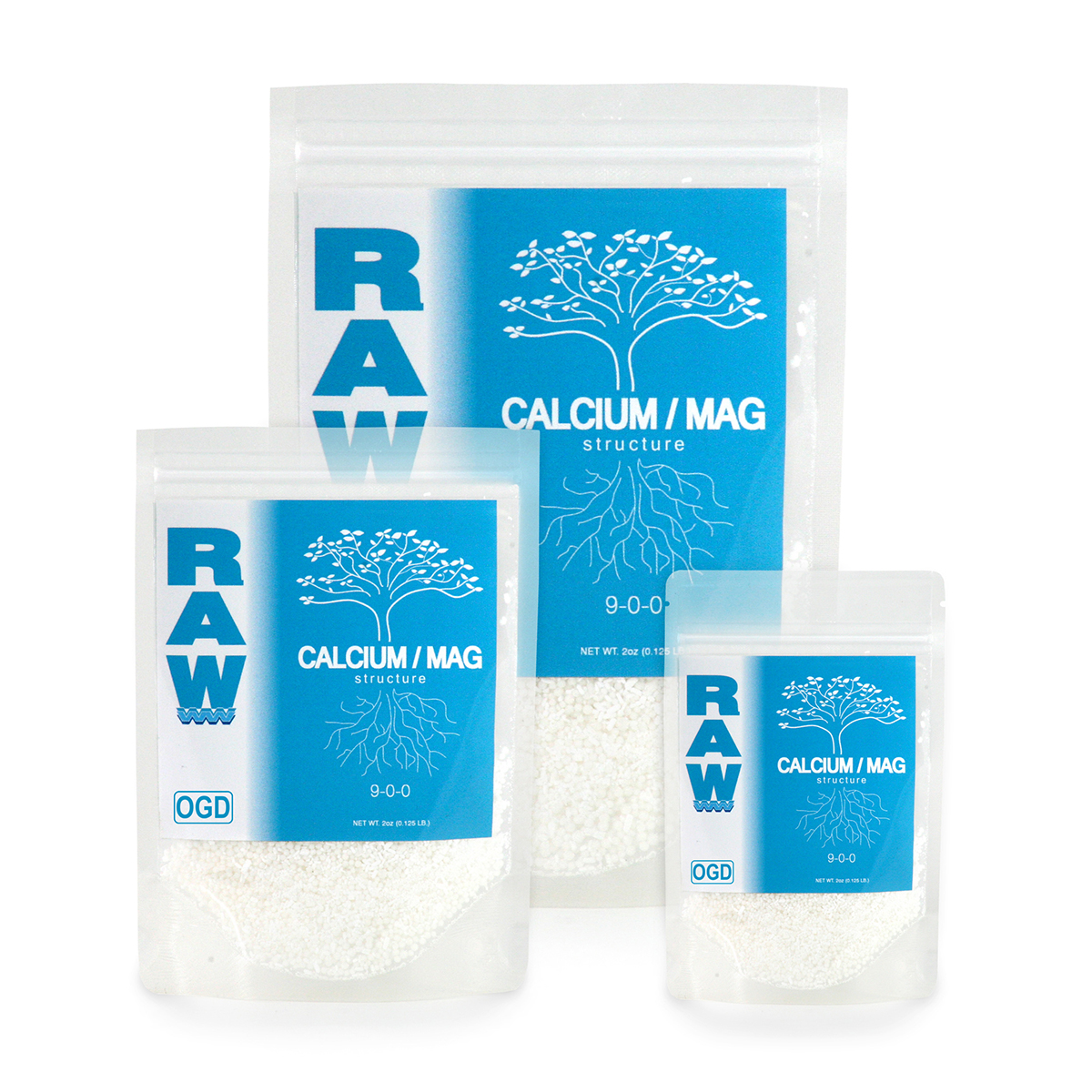 NPK RAW Calcium/Mag 8oz