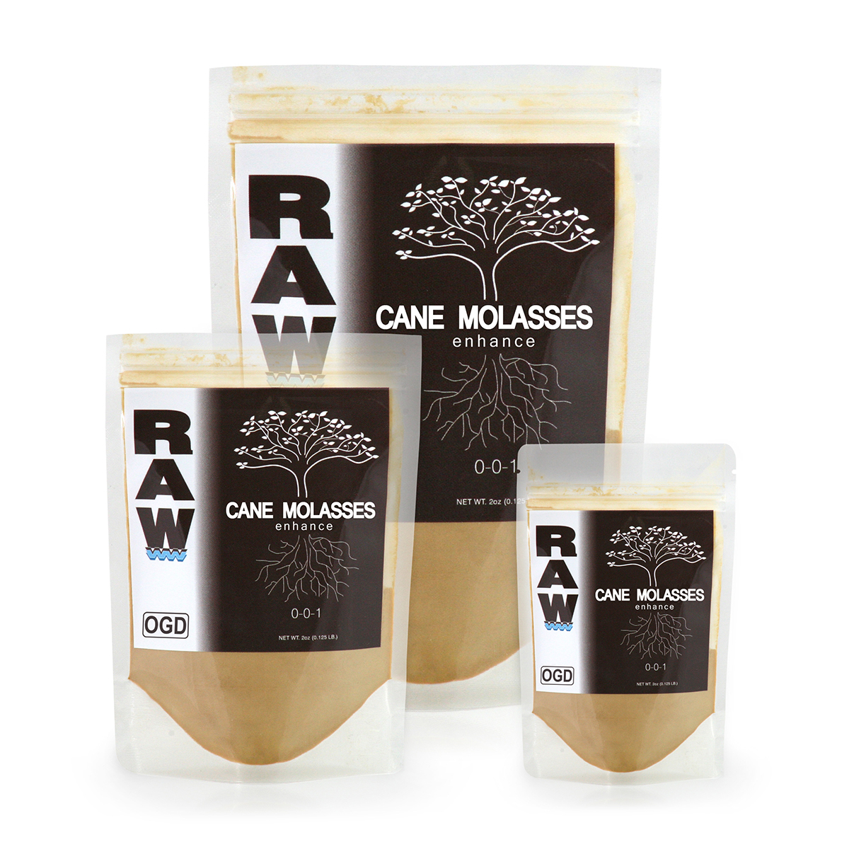 NPK RAW Cane Molasses 2 LBS