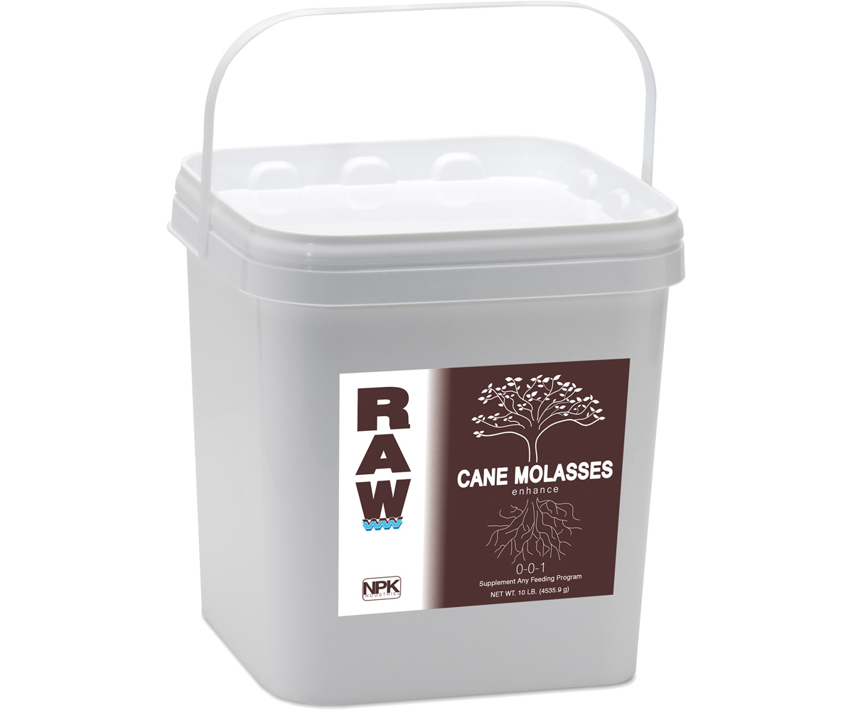 NPK RAW Cane Molasses 10 LBS