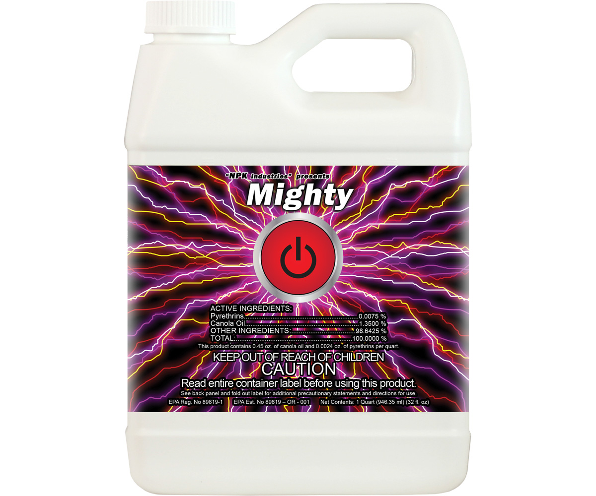 NPK Mighty 1 Quart