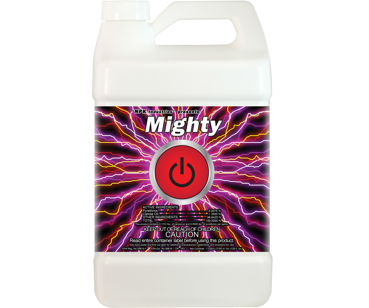 NPK Mighty 1 Gallon