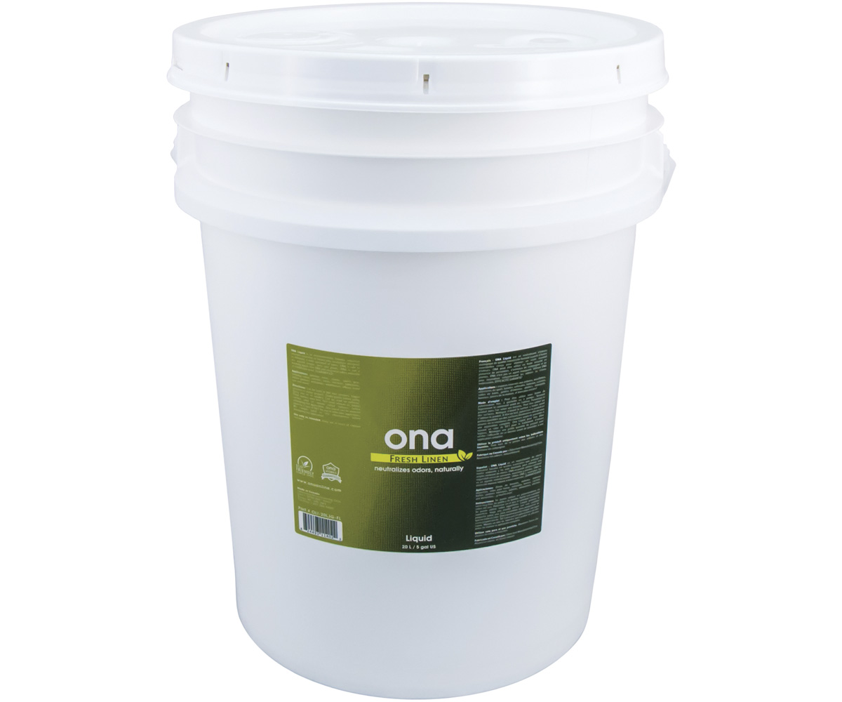 Ona Liquid Fresh Linen 5 Gallon