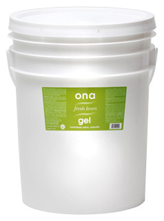Ona Gel replacement for Carbon-Air Unit 7.5 Gallon
