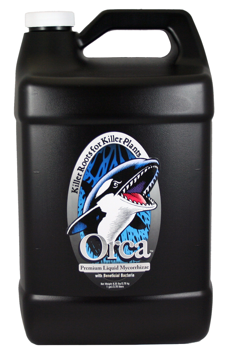 Plant Success Orca Premium Liquid Mycorrhizae 1 Gallon