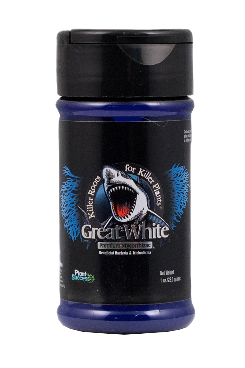 Plant Success Great White Premium Mycorrhizae 1 oz