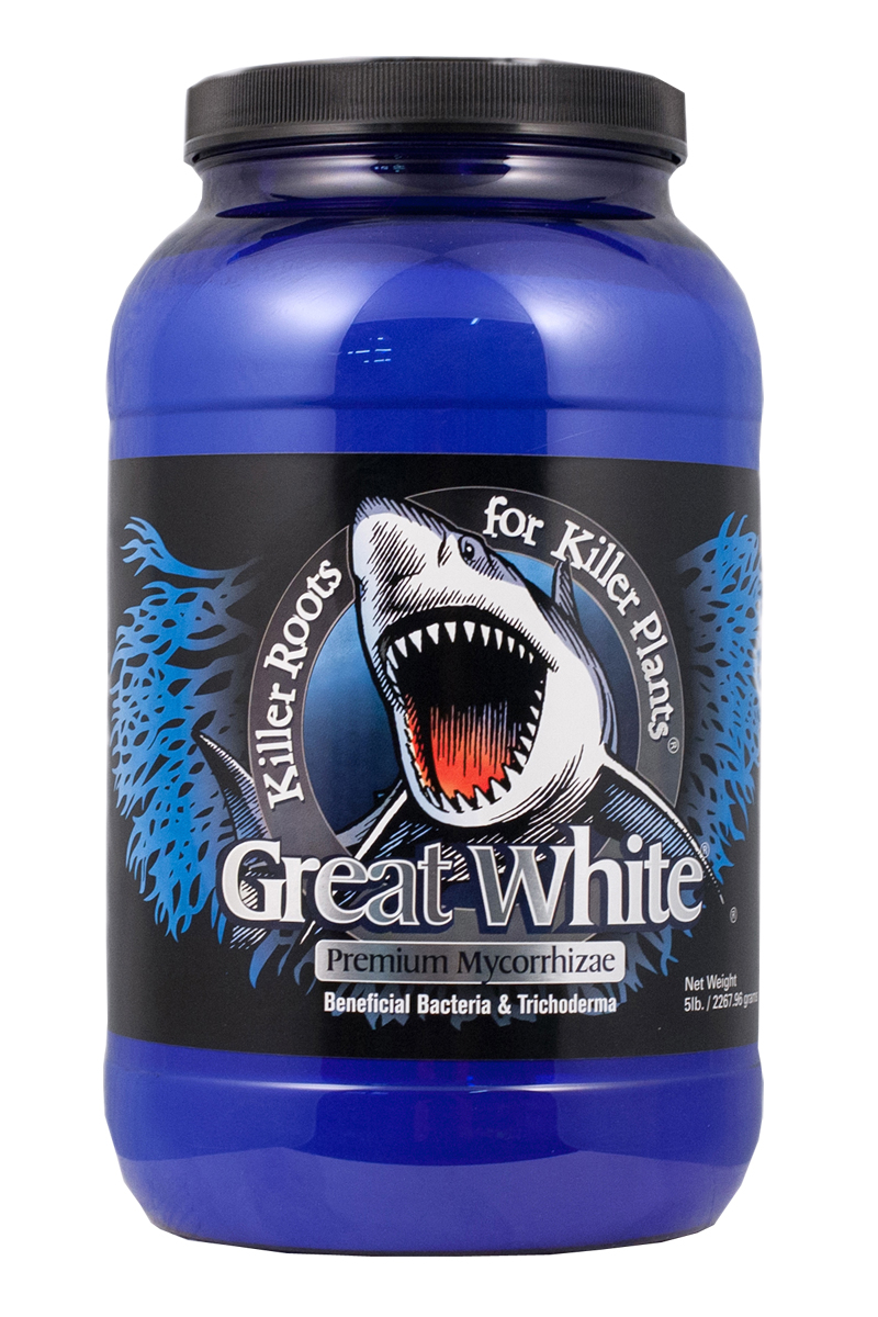 Plant Success Great White Premium Mycorrhizae 5 LBS
