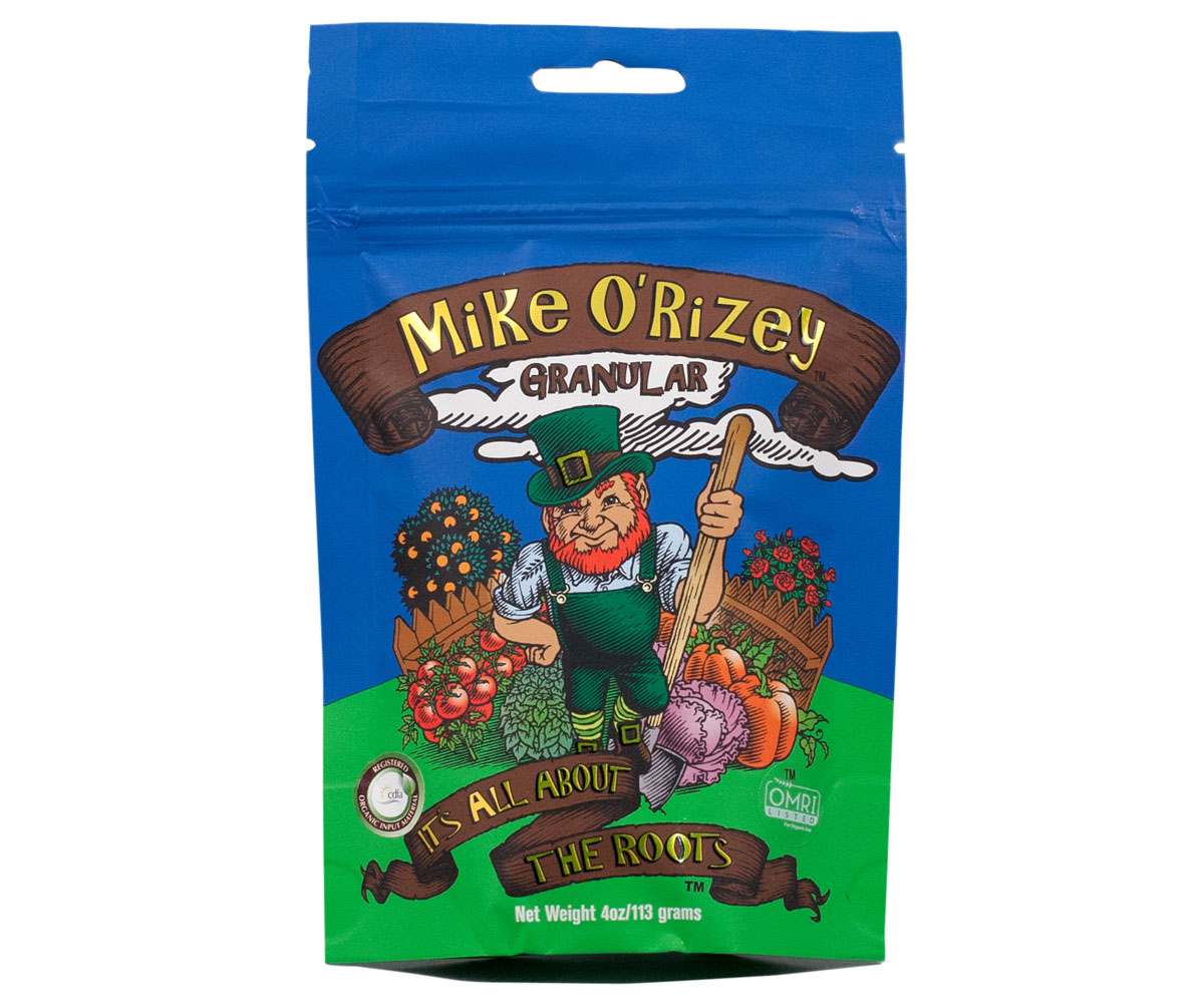 Plant Success Mike O FootRizey Granular Mycorrhizae 4oz