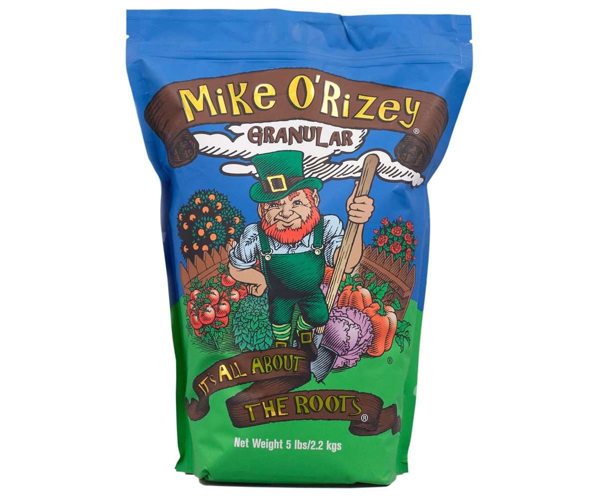 Plant Success Mike O FootRizey Granular Mycorrhizae 5 LBS