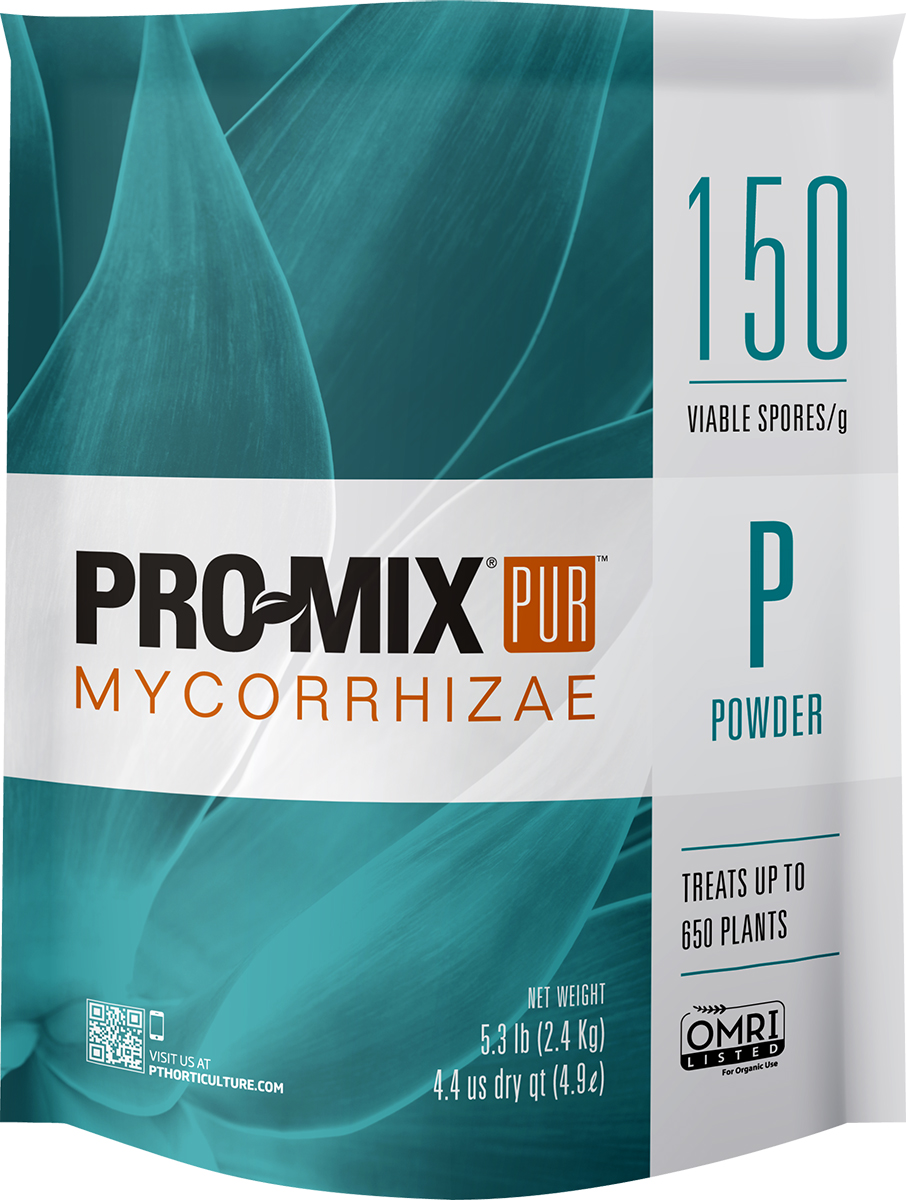 PRO - MIX PUR Mycorrhizae Powder - 5.3 LBS