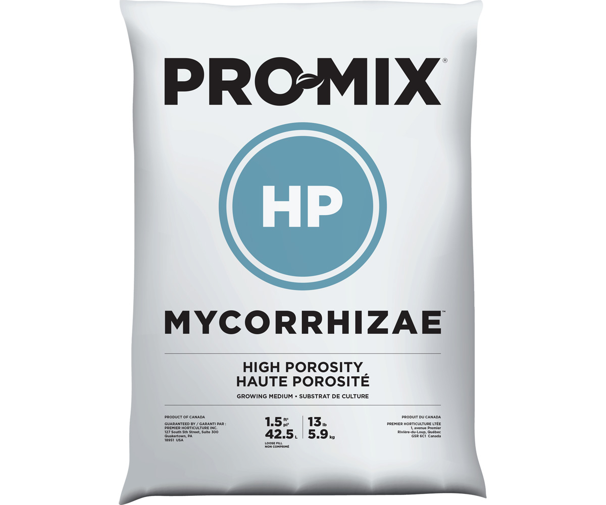 PRO - MIX HP Growing Medium W/ Mycorrhizae - 2.8 Cubic Foot