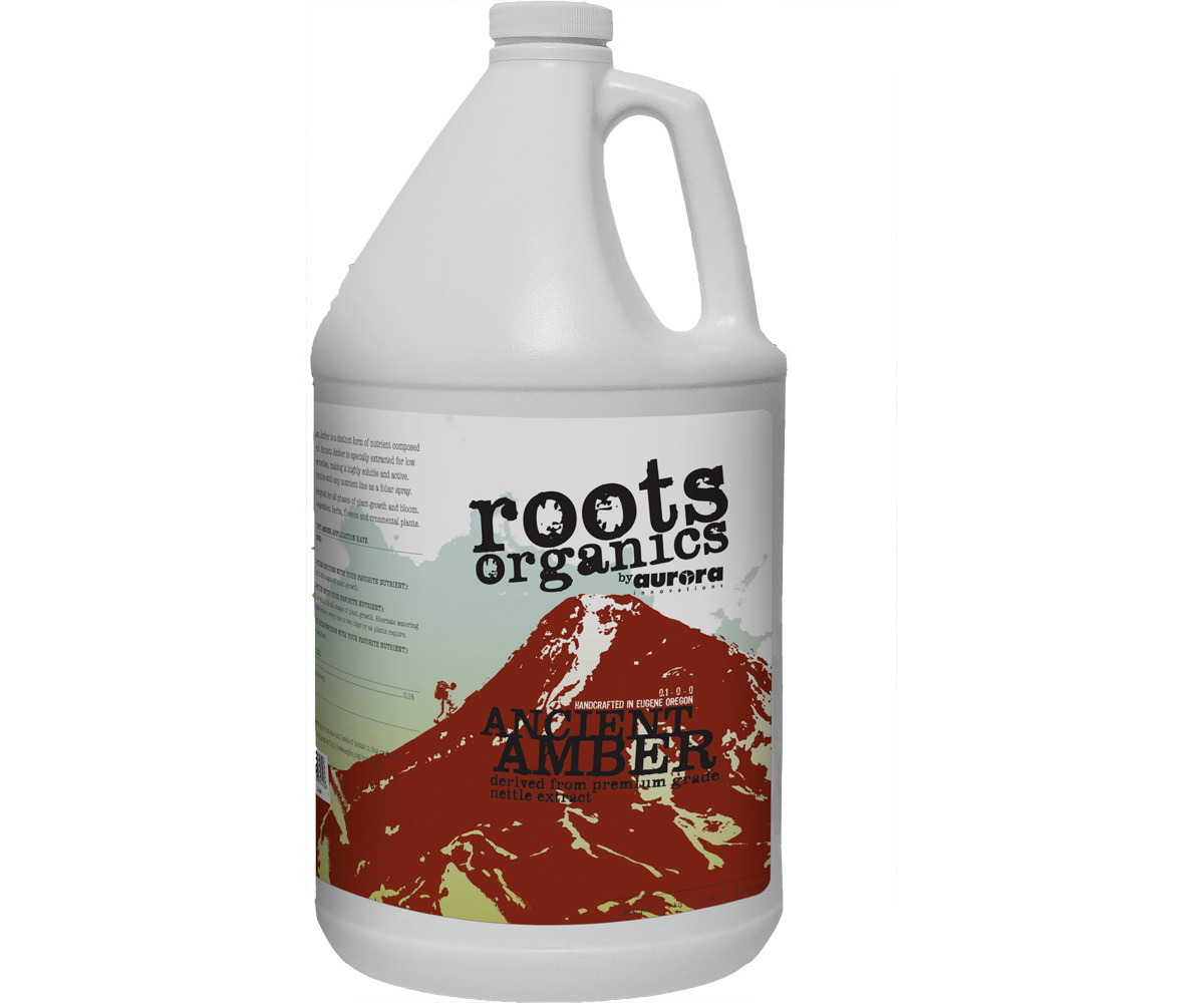 Roots Organics Ancient Amber 1 Gallon