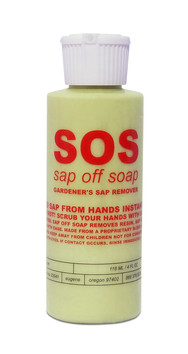 Roots Organics Sap Off Soap (SOS) 4oz