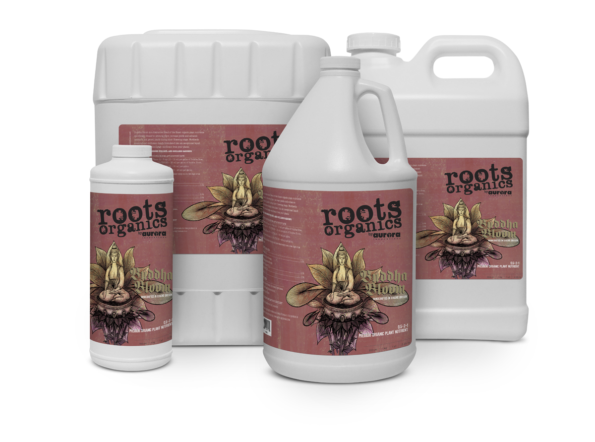 Roots Organics Buddha Bloom 2.5 Gallon