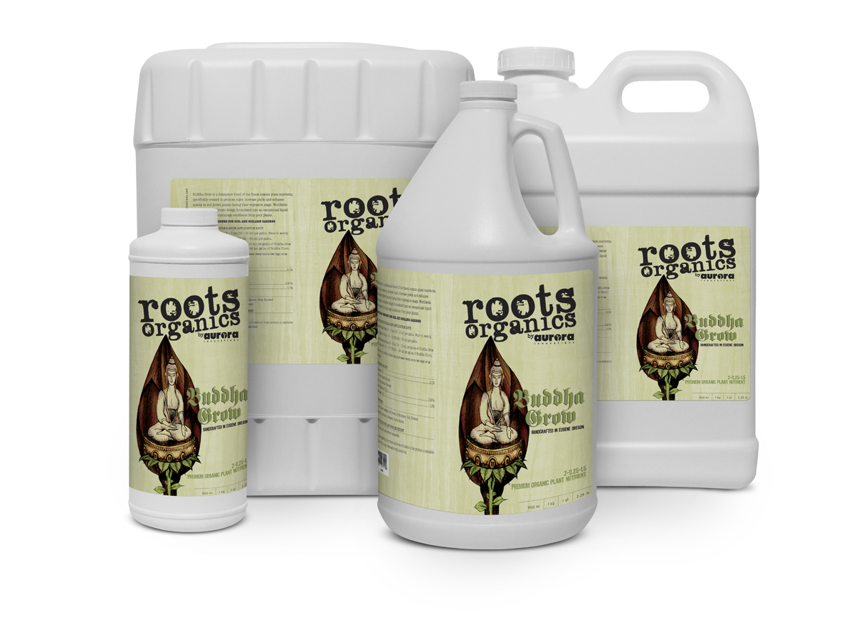 Roots Organics Buddha Grow 5 Gallon
