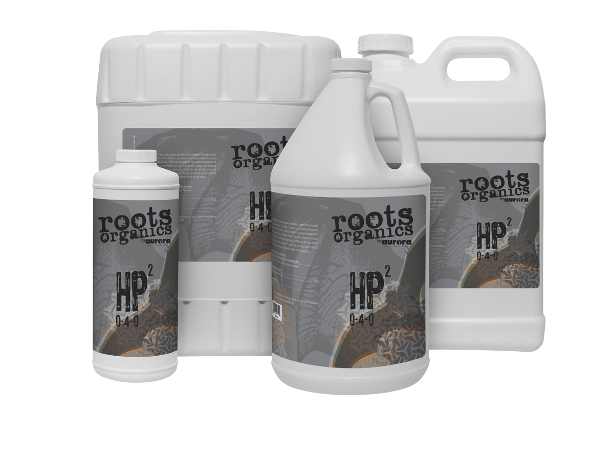 Roots Organics HP 0-4-0 Bat Guano 2.5 Gallon