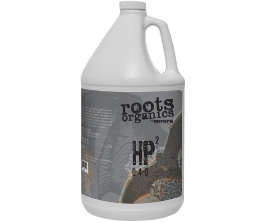 Roots Organics HP 0-4-0 Bat Guano 1 Gallon