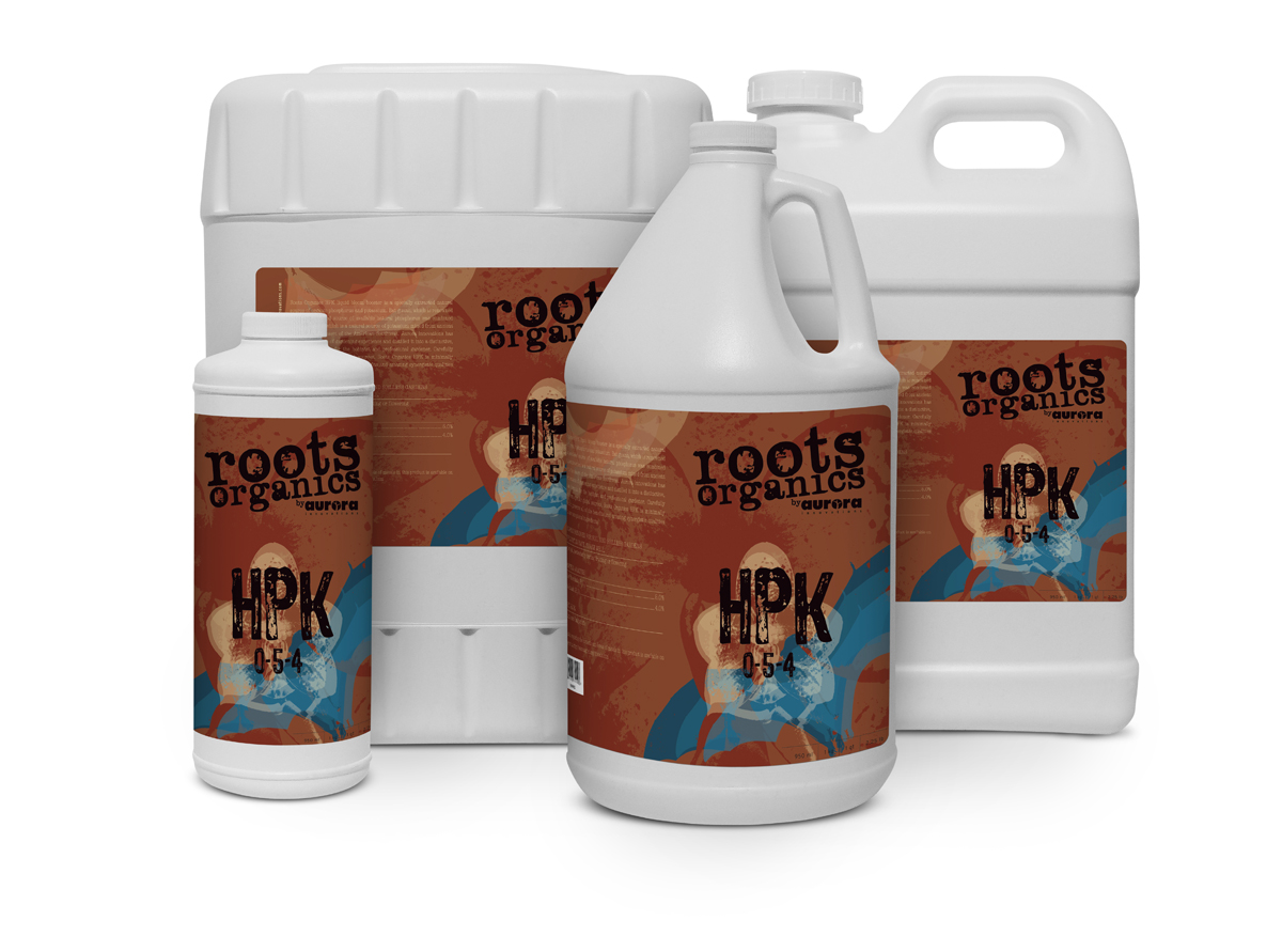 Roots Organics HPK 0-5-4 5 Gallon