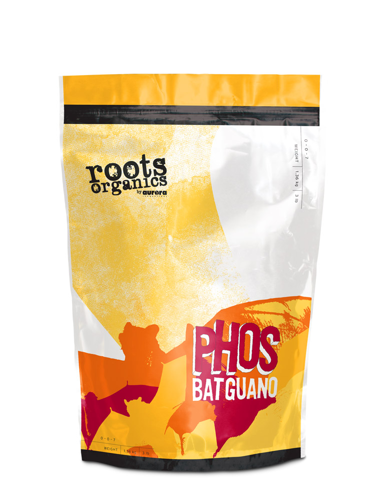 Roots Organics Phos Bat Guano 3 LBS