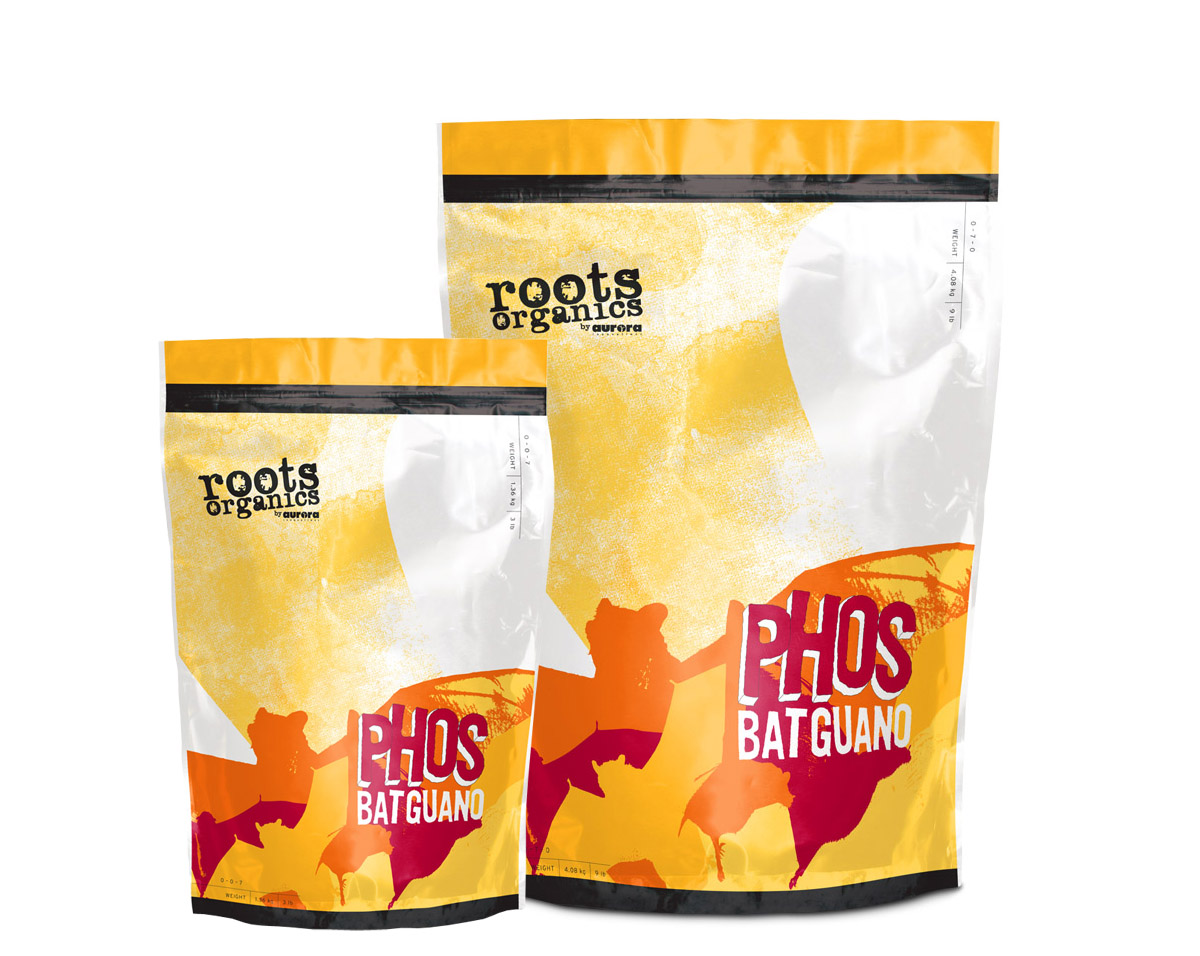 Roots Organics Phos Bat Guano 40 LBS
