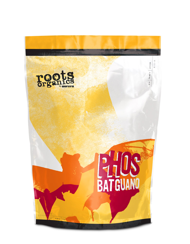 Roots Organics Phos Bat Guano 9 LBS