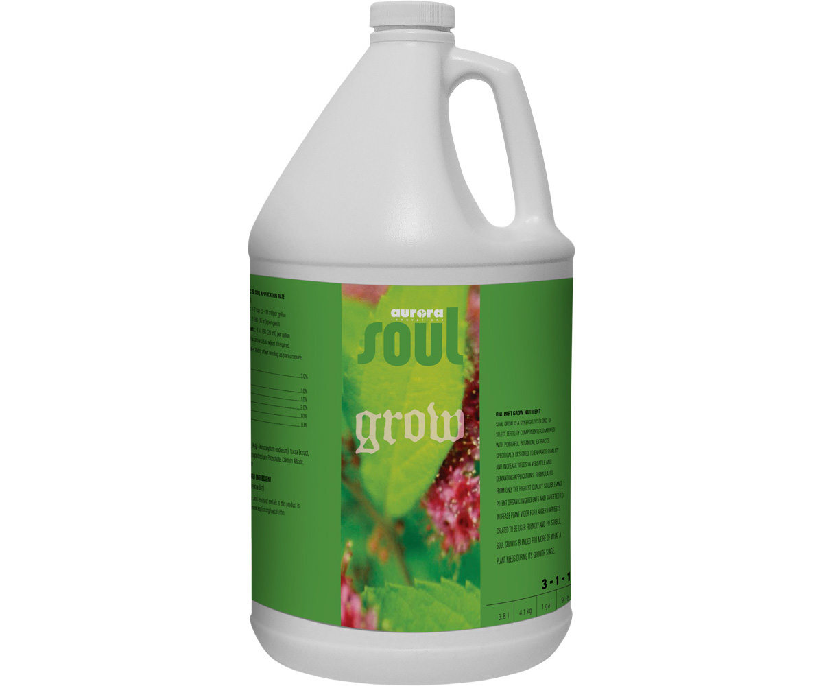 Soul Grow 1 Gallon