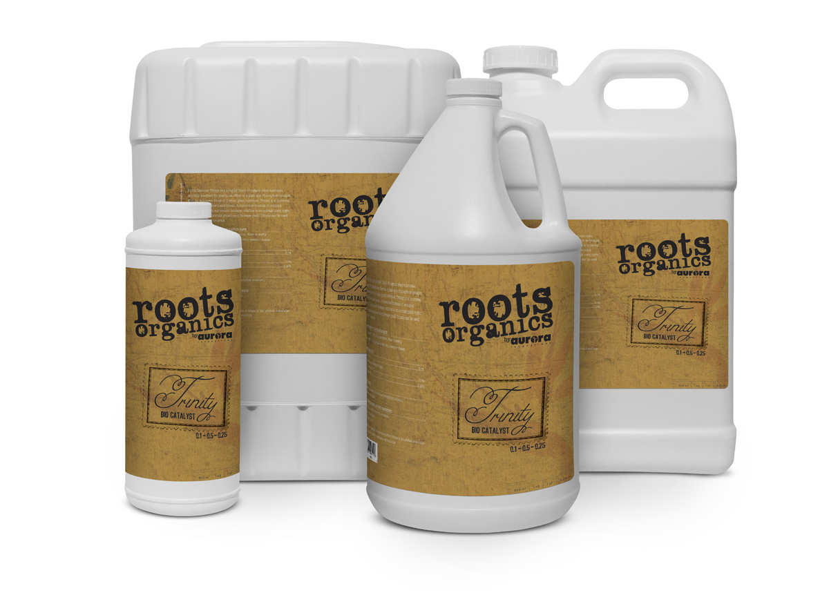 Roots Organics Trinity Bio Catalyst 2.5 Gallon