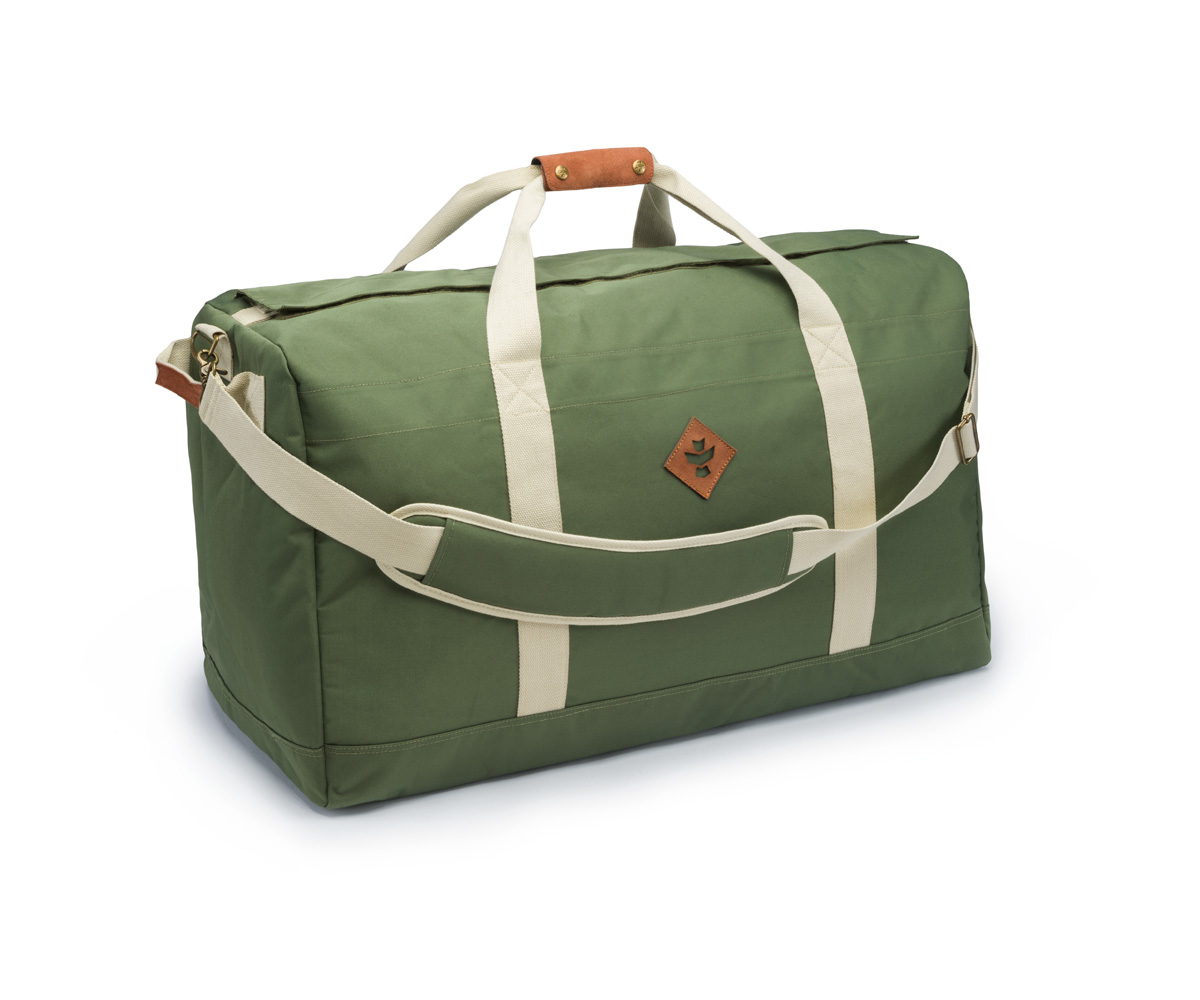 Revelry Supply The Continental Large Duffle Green