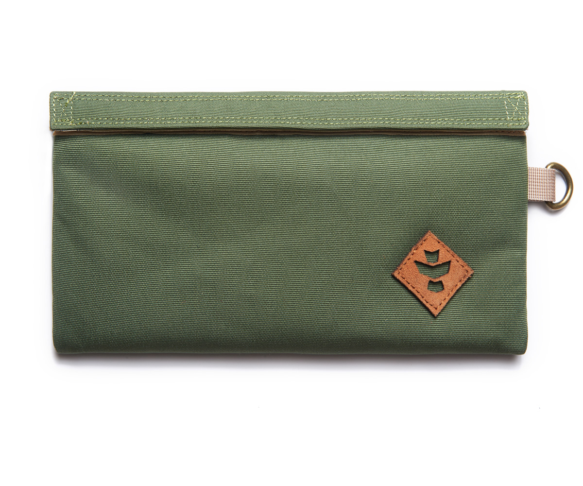 Revelry Supply The Confidant Small Bag Green