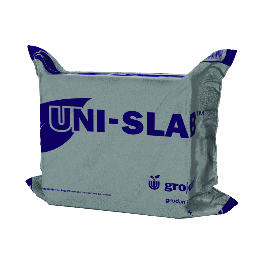 Grodan UNI - SLAB - 9.5 x 8 x 4 - Case of 16