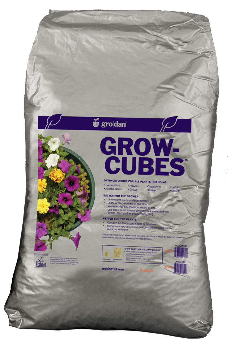 Grodan Grow-Cubes 2 Cubic Foot Bag EACH