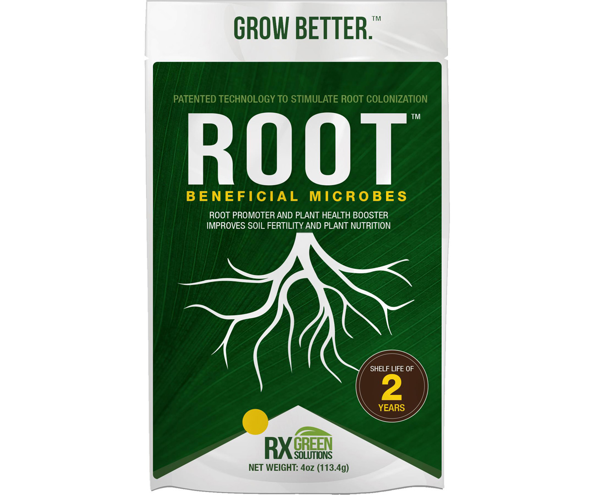 RX Green Solutions Root - 4oz
