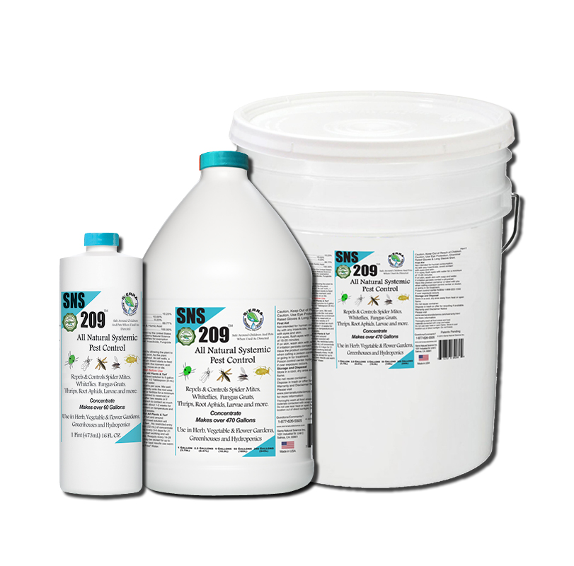SNS 209 Pesticide Concentrate (Systemic) Gal