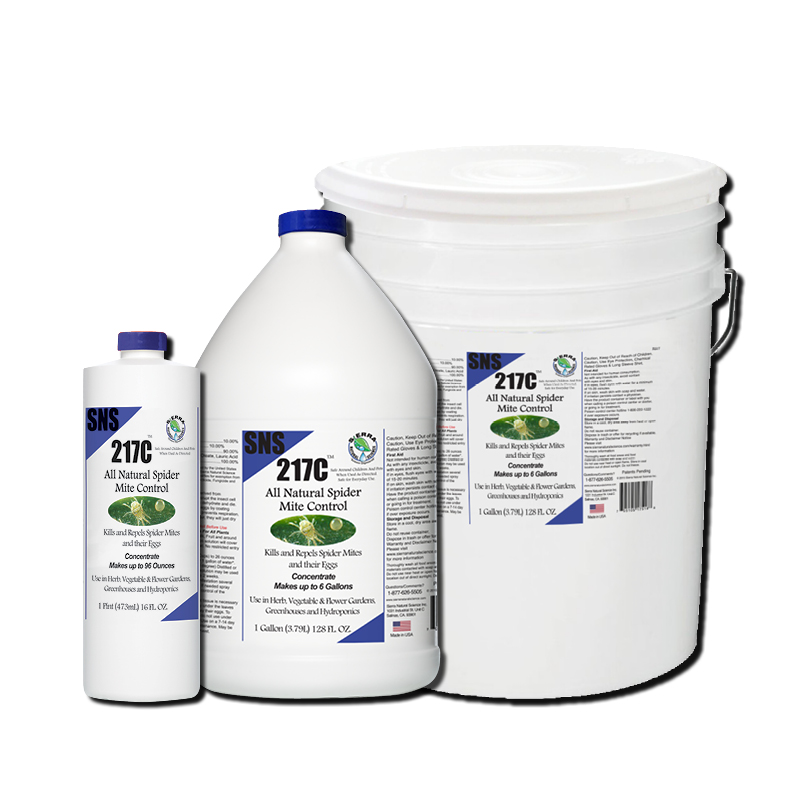 SNS 217 Concentrate 1 - 5 Dilution 1 Gal