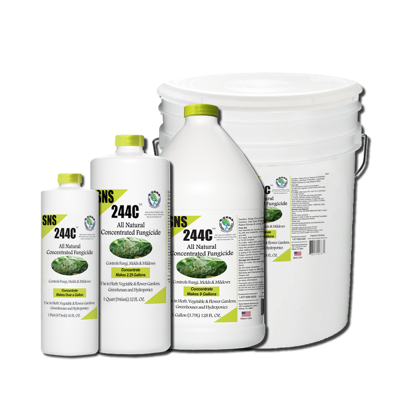 SNS 244 Fungicide Concentrate Gal